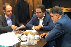 محمود رشیدی برای حضور در انتخابات ثبت نام کرد
