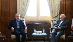 لاريجاني: فرض العقوبات على ظريف جاء بسبب دوره في فضح مسار الأمريكيين الخاطئ