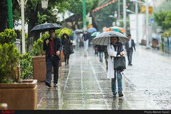 Will Iran experience above-normal rainfall during autumn?