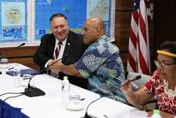 آمریکا همزمان با تنش با چین توافق امنیتی در اقیانوس آرام امضا کرد