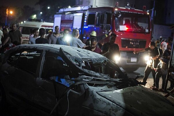 Car crash in Cairo kills 19, forces evacuation of hospital