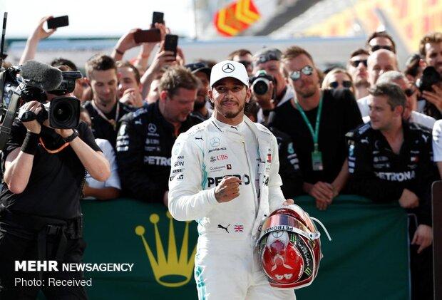 Formula 1: Macaristan'da zafer Hamilton'un