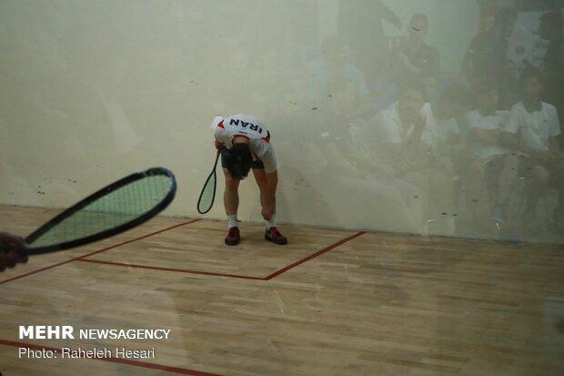 مسابقات اسکواش مردان غرب آسیا