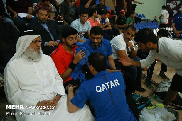 Iran crowned at West Asia Men's Squash C'ship