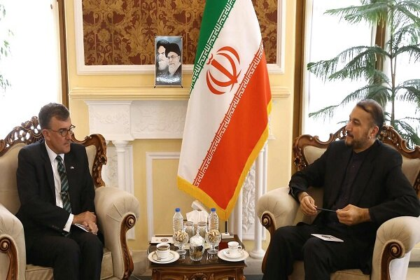Iran ready to expand parliamentary ties with Australia
