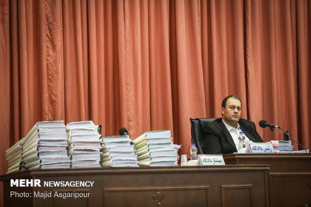اولین جلسه دادگاه متهمان چند شرکت کلاهبرداری فروش خودرو