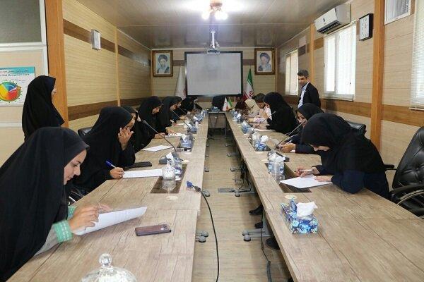 ۱۸خبرنگار خراسان جنوبی آموزش کمک های اولیه هلال احمر را فراگرفتند