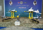 VIDEO: Iran unveils three precision-guided munitions