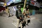 تشدید تدابیر امنیتی در کشمیر