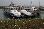 توقف تردد شناورهای مسافری به مقصد جزیره ابوموسی