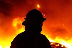 ۳۳۳ فقره آتشسوزی در دامغان اطفاء شد