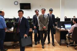 چین کے سفیر نے مہر نیوز ایجنسی کے مختلف شعبوں کا مشاہدہ کیا