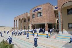 ۱۰مدرسه برکت در مناطق زلزلهزده کرمانشاه افتتاح شد