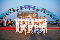 Opening of the Fourth Deep Diving Tournament of World Armies