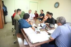 آخرین جلسه هماهنگی ذوبآهن برای بازی با الاتحاد برگزار شد