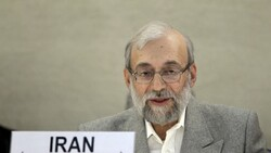 Iran blasts Western exploitation of human rights notion