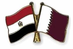 رایزنی هیات نظامی قطری در امان با مقامات اردنی