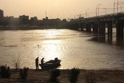 آتش نشانی ۲ زن را در رودخانه کارون نجات داد