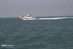 حادثه برای لنج باری در مسیر «دبی- لاور»/ ۶ سرنشین نجات یافتند
