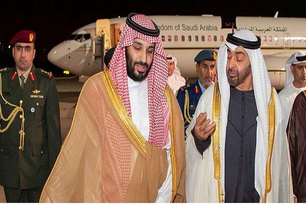 ایران کے بارے میں سعودی عرب اور امارات کے مؤقف میں واضح اور نمایاں تبدیلی