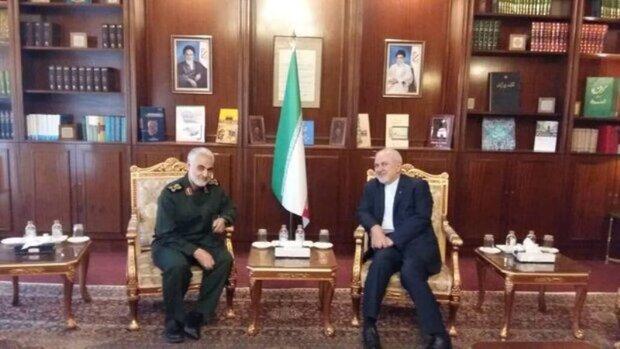 ایرانی وزیر خارجہ پر امریکی پابندی امریکہ کی یقینی شکست کا مظہر ہے
