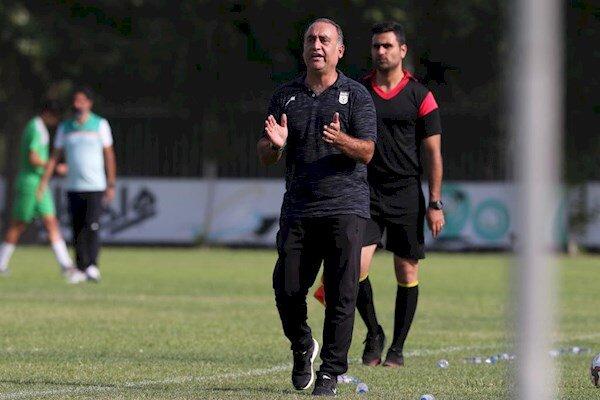 توضیح عبدی درباره درگیری دربازی تیم فوتبال نوجوانان ایران و عراق