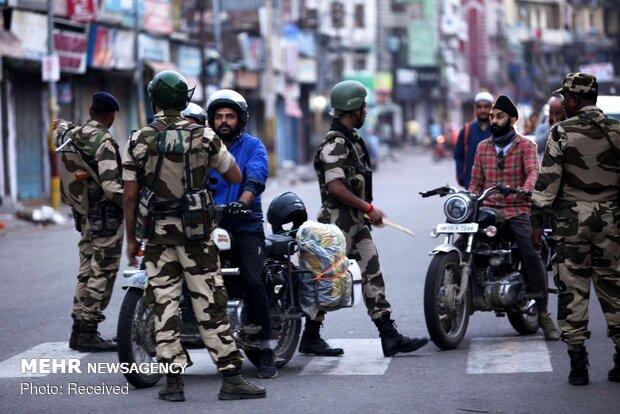 بھارتی فورسز نے 500 سے زائد کشمیری رہنماؤں کو گرفتار کرلیا