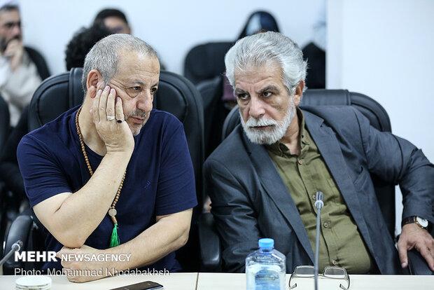 افتتاح مجتمع ۳۵ شورای حل اختلاف اهالی فرهنگ ، هنر و رسانه