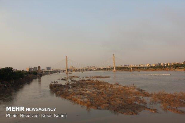 طرح جامع کنترل سیلاب خشکه داران تنکابن اجرا شد