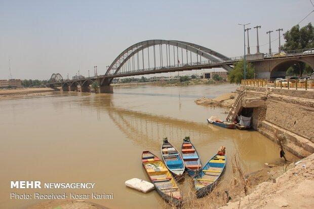 سرنوشت کارون، شاهرگ خوزستان