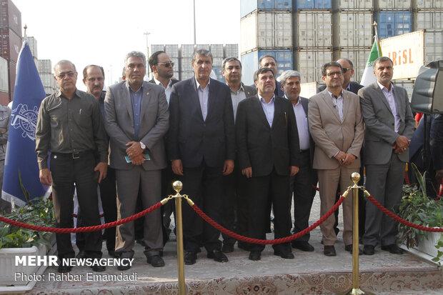 سفر محمد اسلامی وزیر راه و شهرسازی به هرمزگان