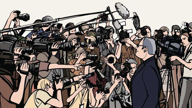 مروری بر چند قول مسئولان کشور به خبرنگاران
