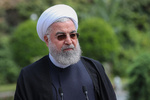 روحانی تصفیه خانه هفتم آب تهران را افتتاح کرد