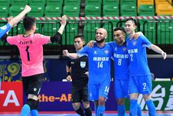 درخشش دو بازیکن ایرانی دیگر در فوتسال جام باشگاههای آسیا