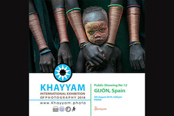 6th Khayyam International Exhibition of Photography