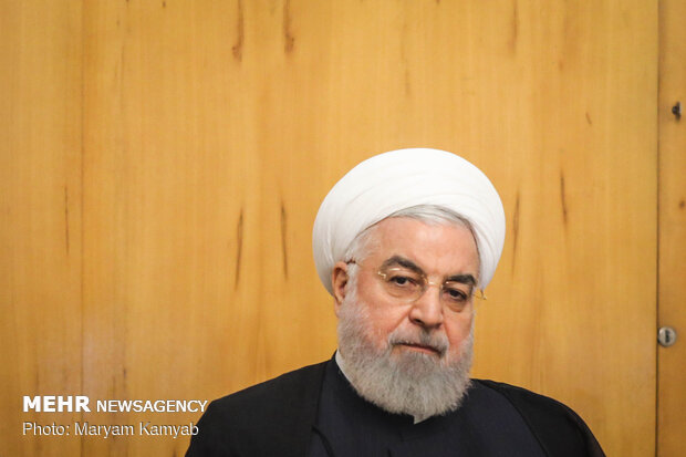 Shooting down US drone was gratifying: Rouhani
