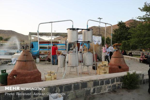 Zancan'da Ulusal Köy Festivali gerçekleşti