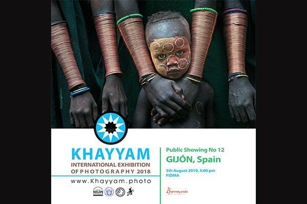 Khayyam Intl. Exhibition of Photography goes to Gijon