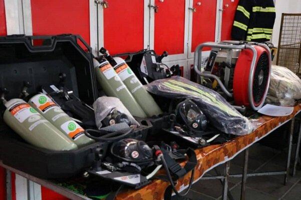 اختصاص اعتبار ۶۵۰ میلیونی برای تجهیز آتش نشانی انزلی