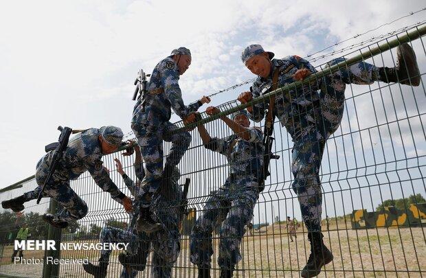 مسابقات ارتش های جهان در روسیه