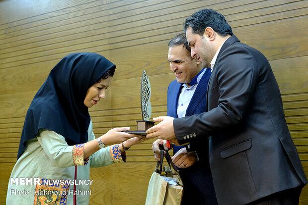 برترين هاي دهمين جشنواره نانو و رسانه