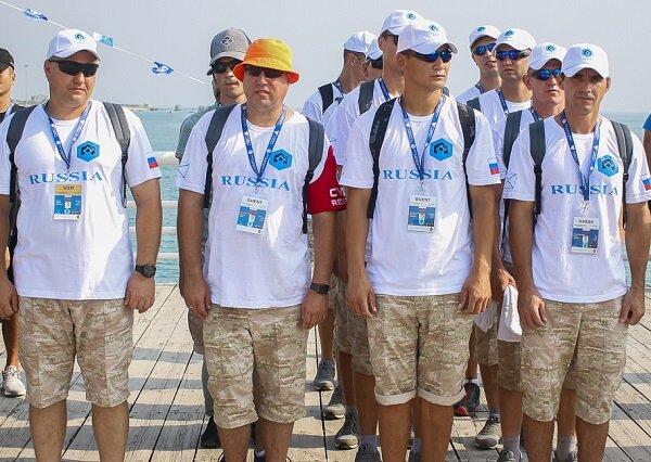 خلیج فارس بهترین انتخاب برای برگزاری مسابقات نظامی غواصی عمق است