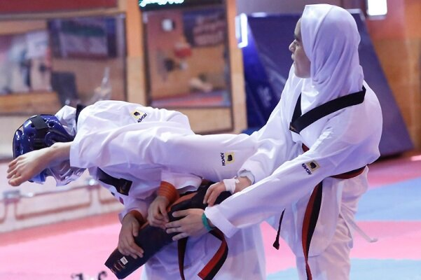 Iranian girls add two gold to team's tally: World Cadet Taekwondo C'ships