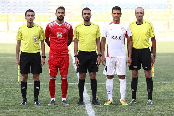 شکست پرسپولیس برابر فولاد خوزستان/ دو بازیکن سرخها اخراج شدند