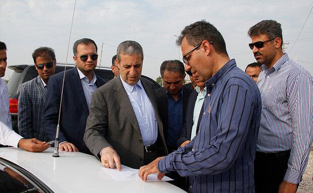 تکمیل پروژههای عمرانی استان بوشهر با جدیت دنبال میشود