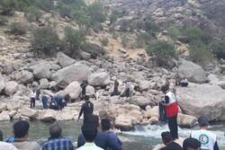 جسد فردی که ۴ روز پیش مفقود شده بود در رودخانه «سزار» کشف شد