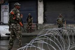 تدابیر شدید امنیتی در جامو و کشمیر ادامه دارد