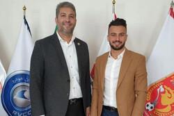 هافبک پیشین پرسپولیس به تیم فوتبال شهرخودرو مشهد پیوست