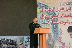 Enemies exhausted by Iran's military might: IRGC chief
