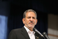Border security Iran's redline,  VP Jahangiri says